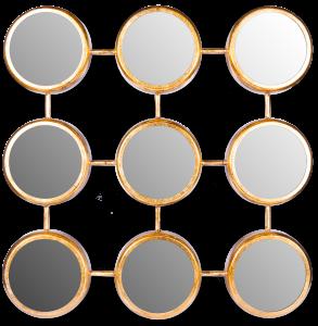 Зеркало Palmyra Puzzle 77X77 CM