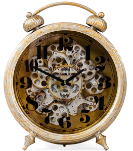 Большие настольные часы Lorette 39X12X46 CM