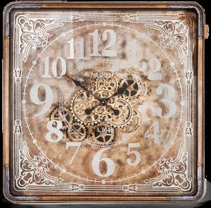 Галерейные настенные часы Vatical 80X80 CM