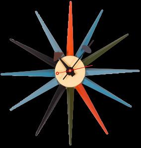 Часы настенные SunBurst Clock Ø50 CM