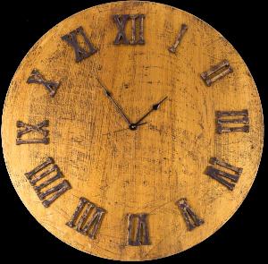Часы настенные Golden Gate Ø75 CM