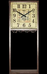 Часы настенные Vine Time 40X14X100 CM