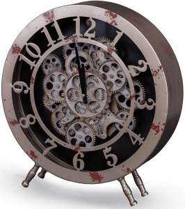 Часы настольные Gear 43X40X10 CM