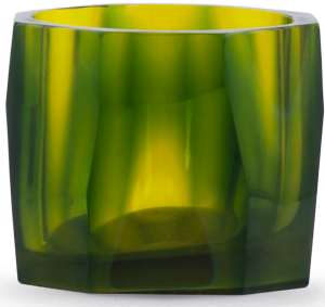 Ваза Trennen 9X10X10 CM зелёная