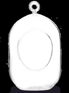 Флорариум подвесной Ellipse 10X10X16 CM