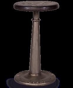 Табурет с регулируемой высотой Pilzner 33X33X57-83 CM