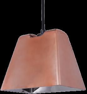 Светильник подвесной Brass Dixon 12X16X41 CM