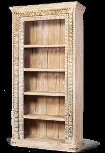 Книжный шкаф Hog 111X43X214 CM
