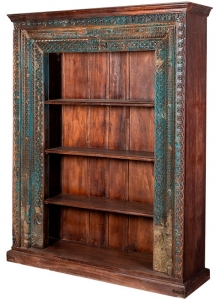 Книжный шкаф Boho 167X42X220 CM