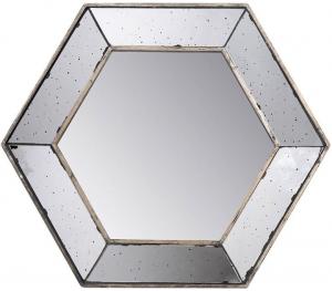 Зеркало в винтажном стиле Ecolier 52X45 CM