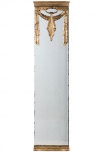 Зеркало с античной отделкой рамы Appearance 38X160 CM