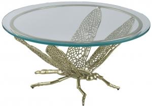 Столик кофейный Dragonfly 92X92X45 CM