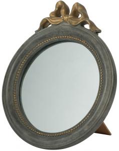 Винтажное настольное зеркало Royale 19X23 CM