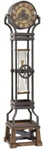 Напольные часы в стиле стимпанк Hourglass 47X44X197 CM