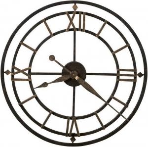 Часы из железа в античном стиле York Station Ø54 CM