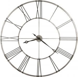 Настенные часы из кованого железа Stockton Ø124 CM