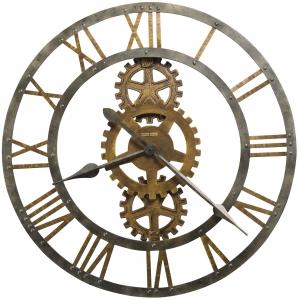 Металлические галерейные часы Crosby Ø76 CM