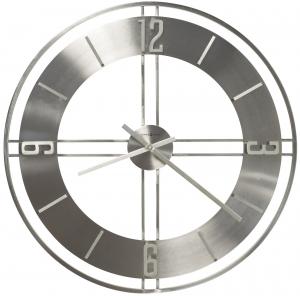 Галерейные часы из кованого железа Stapleton Ø76 CM