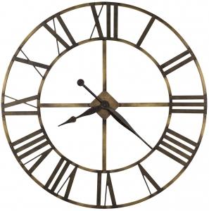 Настенные часы из кованого железа Wingate Ø124 CM