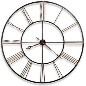 Настенные часы из кованого железа Postema Ø124 CM