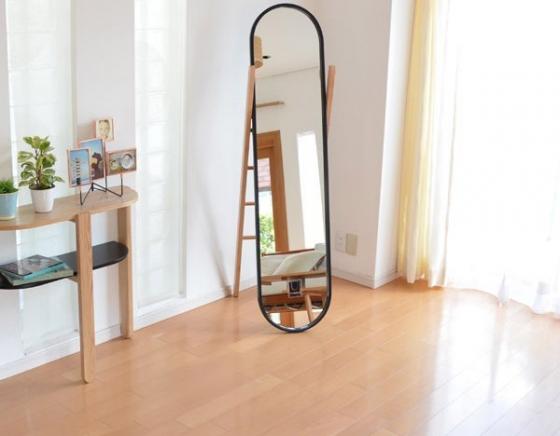Зеркало напольное + вешалка hub 41X156 CM 4