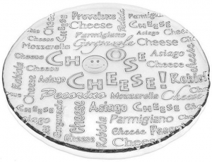 Блюдо I Choose Cheese Ø32 CM