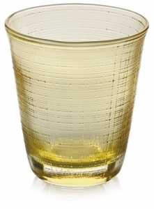 Стакан Denim 270 ml желтый