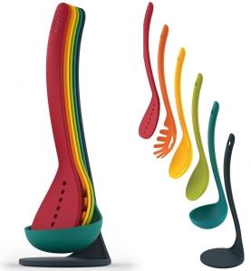 Набор кухонных инструментов nest™ plus разноцветный