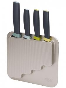 Набор из 4 ножей в подвесной подставке Doorstore