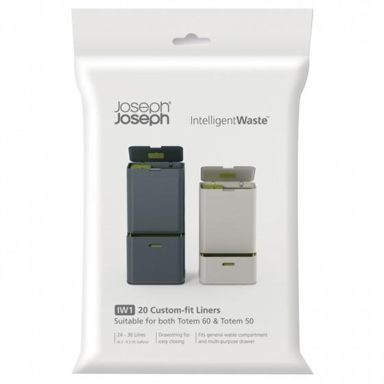 Пакеты для мусора general waste (20 штук) 1