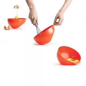 Миска для приготовления омлета в микроволновой печи m-cuisine™ оранжевая