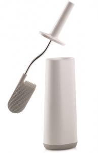 Ёршик для унитаза flex™ серый
