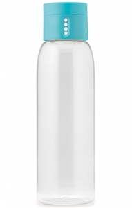 Бутылка для воды Dot 600 ml голубая