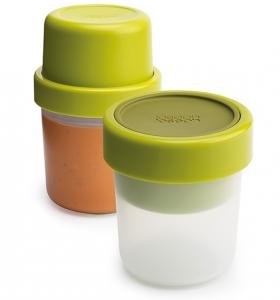 Ланч-бокс для супа компактный Goeat™ 600 ml зелёный