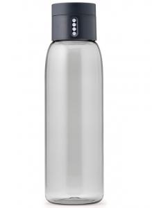 Бутылка для воды Dot 600 ml серая