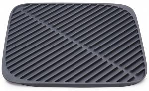 Коврик для сушки посуды Flume™ 35X32 CM серый