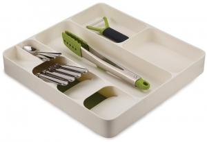 Органайзер для столовых приборов и кухонной утвари Drawerstore™ белый