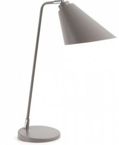 Настольная лампа Priti 30X15X47 CM серая