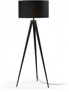 Торшер Iguazu 50X50X155 CM чёрный