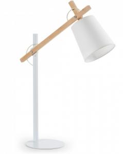 Настольная лампа Kosta 50X18X65 CM белый