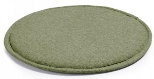 Подушка для стула круглая Stick Ø35 CM зелёная