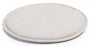 Подушка для стула круглая Stick Ø35 CM бежевая