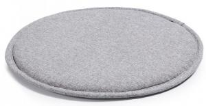 Подушка для стула круглая Stick Ø35 CM серая