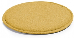 Подушка для стула круглая Stick Ø35 CM горчичная