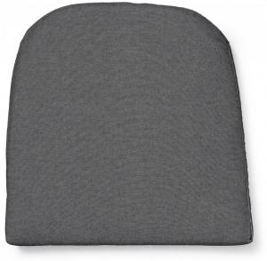 Подушка для кресла Kenitra 46X48X5 CM серая