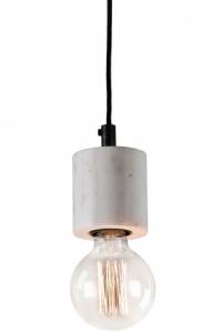 Подвесной светильник мраморный Calpac 11X7X7 CM белый
