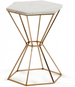 Приставной столик Linha 37X37X47 CM