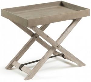 Столик со съёмным подносом Merida 45X35X55 CM