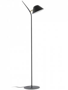 Торшер Mysti 152X40X16 CM чёрный
