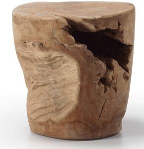 Столик из тикового дерева Tropicana 35X35X35 CM